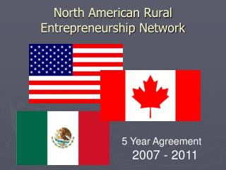 North American Rural Entrepreneurship Network