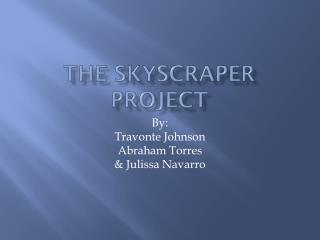 The skyscraper Project
