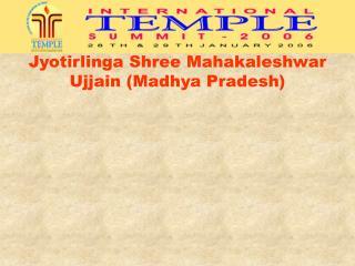 Jyotirlinga Shree Mahakaleshwar Ujjain Madhya Pradesh