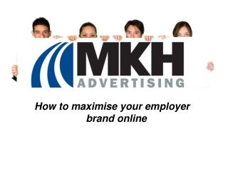 How to maximise your employer brand online