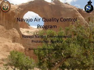 Navajo Air Quality Control Program