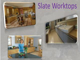 Slate Worktops - How to Give Your Kitchen the Millionaire Lo