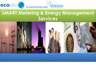 SMART Metering & Energy Management Services