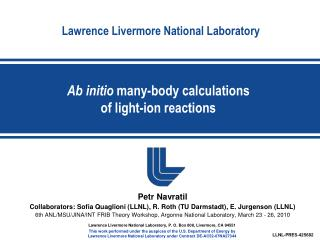 Ab initio  many-body calculations  of light-ion reactions