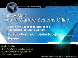 InnoVision Future Warfare Systems Office