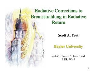 Radiative Corrections to Bremsstrahlung in Radiative Return