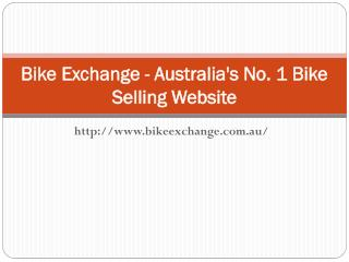 Bike and Cycling Shops - BikeExchange.com.au