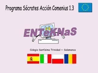 Programa Sócrates Acción Comenius 1.3