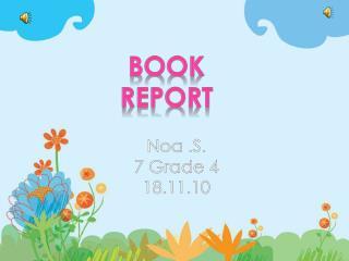 Noa  .S. 7 Grade 4 18.11.10
