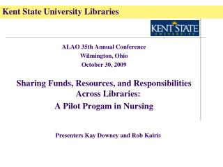 Kent State University Libraries