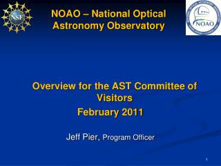 NOAO – National Optical Astronomy Observatory