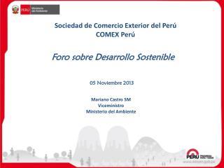 Sociedad de Comercio Exterior del Perú  COMEX Perú