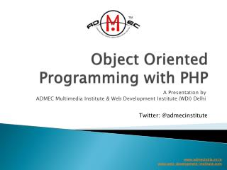 Object Oriented PHP | OOPs