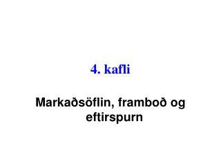 4. kafli