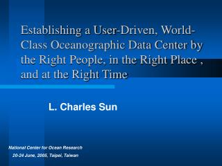 L. Charles Sun