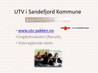 UTV i Sandefjord Kommune