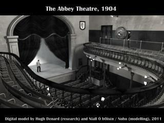 The Abbey Theatre, 1904