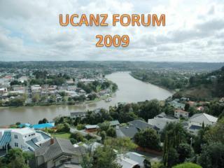UCANZ FORUM 2009
