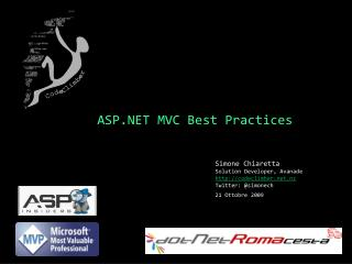 ASP.NET MVC Best Practices