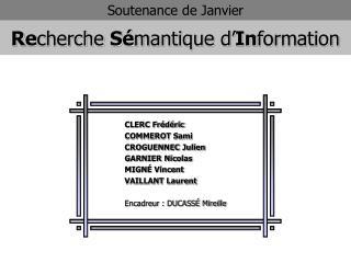 CLERC Frédéric COMMEROT Sami CROGUENNEC Julien GARNIER Nicolas MIGNÉ Vincent VAILLANT Laurent