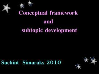 Suchint  Simaraks  2010