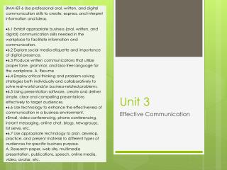 Unit 3
