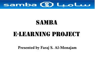 SAMBA  e-learning PROJECT