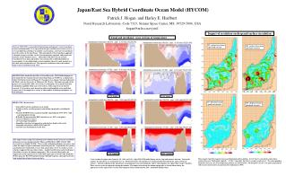 Japan/East Sea Hybrid Coordinate Ocean Model (HYCOM)