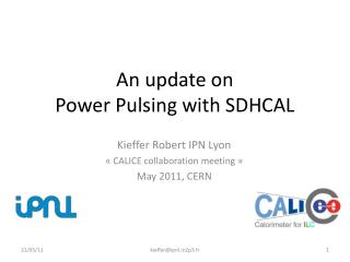 An update on  Power Pulsing with SDHCAL