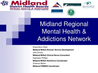 Midland Regional Mental Health & Addictions Network