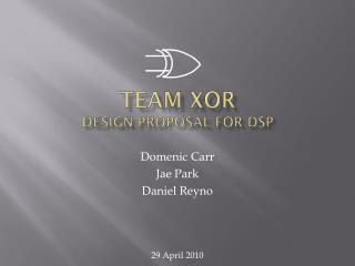 Team XOR