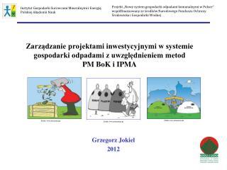Grzegorz Jokiel 2012