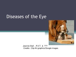 Diseases of the Eye