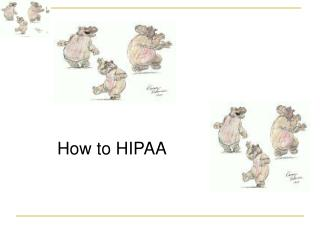 How to HIPAA