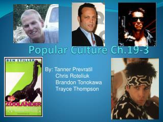 Popular Culture Ch.19-3