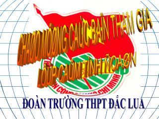 CHA�O M��NG CA�C BA�N THAM GIA