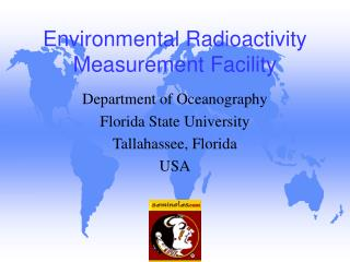 Environmental Radioactivity Measurement Facility