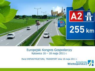 Projekt realizacji Autostrady A2