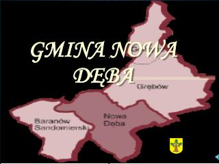 Gmina Nowa Dęba