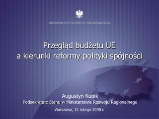 Warszawa, 21 lutego 2008 r.