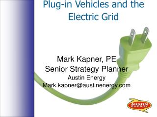 Plug-in Vehicles and the Electric Grid