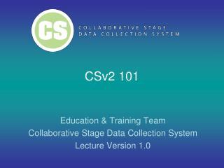 CSv2 101