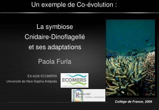 EA 4228 ECOMERS  Université de Nice-Sophia Antipolis