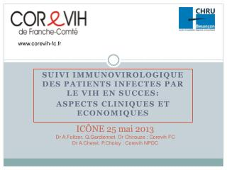 SUIVI IMMUNOVIROLOGIQUE DES PATIENTS INFECTES PAR LE  vih  en  succes :