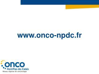 onco-npdc.fr
