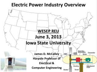WESEP REU June 3, 2013 Iowa State University
