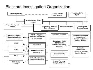 Blackout Investigation Organization