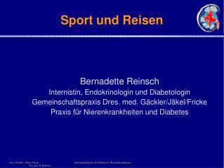 Sport und Reisen