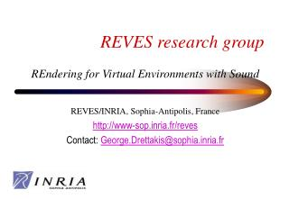 REVES research group