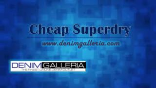 Cheap Superdry
